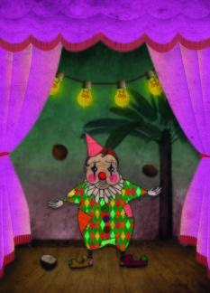 Coco clown | Circus Contraire | Print - Coco clown