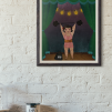 Strong Woman | Circus Contraire | Print