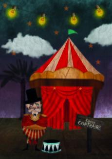 Cirkus direktören | Circus Contraire | Print - Cirkus direktören