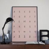 ABC Wild Pink