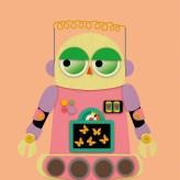 Robot | I adore you