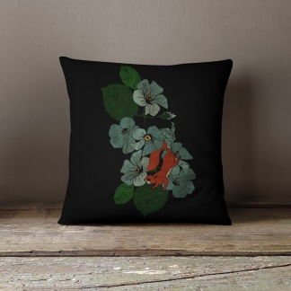 Blossom squirrel Kuddfodral
