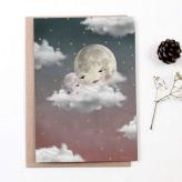 Baby moon Pink | Kort