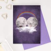Rainbow pride | Kort