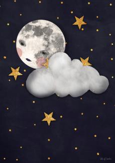 Misty moon| Kort - Misty moon| Kort