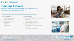 Å Campus Laholm