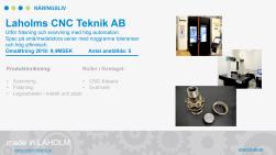 Laholms CNC Teknik