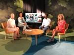 Swedbank Josefine Uppling, Anette Rhudin,  Ahmed Abdirahman och Helena Silvander, Tillväxtbolaget
