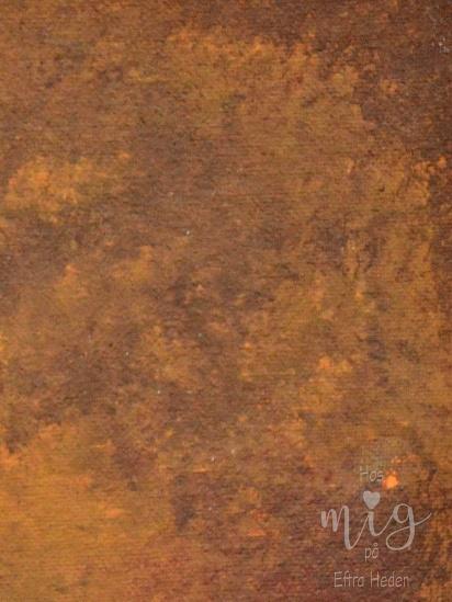 Med Chalk Paint kulörer Honfleur, Barcelona Orange, Arles & Primer Red skapar du effekt som rost.