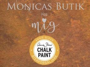 Monicas Butik är återförsäljare av Annie Sloan Chalk Paint™ i Sverige.