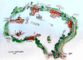 Tisken | Tiskens framtid | Tiskens vänförening | Tisken Falun | Falu sjöstad | Falu kommun | Dalarna | Sjöar i Dalarna