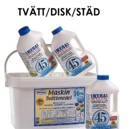 TVÄTT/DISK/STÄD