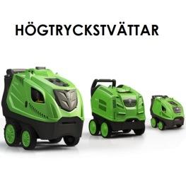 HÖGTRYCKSTVÄTTAR