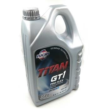 TITAN GT PRO FLEX - TITAN PRO FLEX