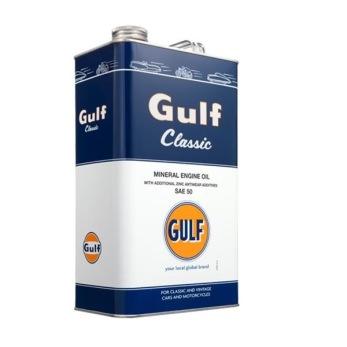 GULF CLASSIC SAE 50 - GULF CLASSIC SAE 50