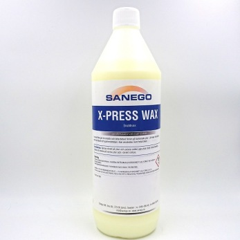 X-PRESS WAX - SANEGO X-PRESS WAX