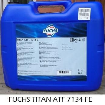 ATF 7134 FE - MB 236.15 - FUCHS ATF 7134 FE