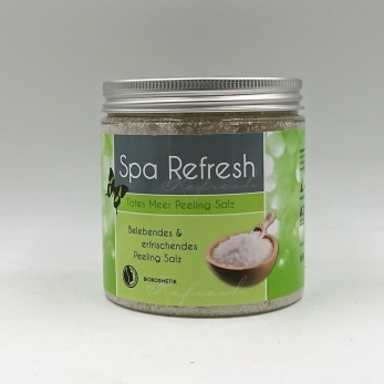 SPA REFRESH PEELING SALT - SPA REFRESH PEELING SALT