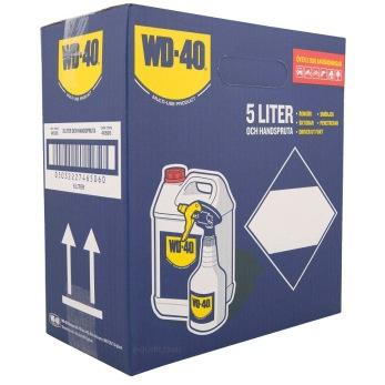 WD-40 5 Liter - WD40  5L