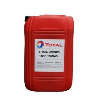 RUBIA WORKS 1000  15W40 - 20L RUBIA WORKS 15W40