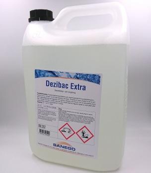 DEZIBAC EXTRA 5L - DEZIBAC EXTRA