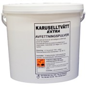 KARUSELLTVÄTT EXTRA