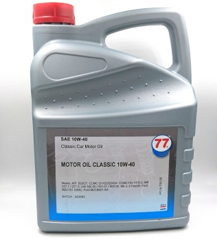 CLASSIC 10W-40 - CLASSIC 10W40 5L