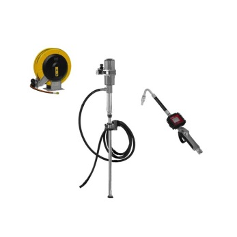 OLJEPUMPS KIT MED VINDA - OLJEPUMPS KIT 15m