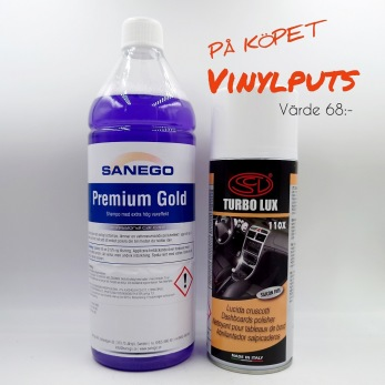 PREMIUM GOLD - TURBOLUX PÅ KÖPET - PREMIUM GOLD-TURBOLUX