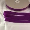 Förfilt i merinoull 2,5 cm band - Förfilt 2,5 cm per meter - Lilac