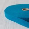 Förfilt i merinoull 2,5 cm band - Förfilt 2,5 cm per meter - Kobolt