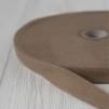 Förfilt i merinoull 2,5 cm band - Förfilt 2,5 cm per meter - Jord
