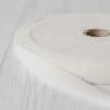 Förfilt i merinoull 2,5 cm band - Förfilt 2,5 cm per meter - Vit