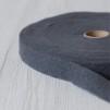 Förfilt i merinoull 2,5 cm band - Förfilt 2,5 cm per meter - Storm