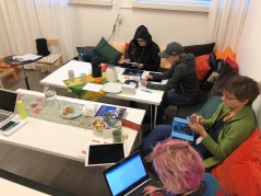 Workshop i digital storytelling