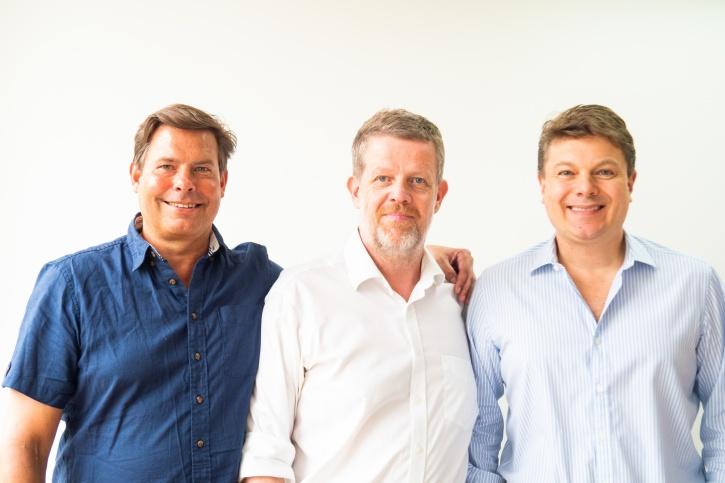Ulf, Mats & Peter