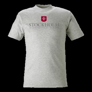 Cotton T-shirt Grey - Size 120cl