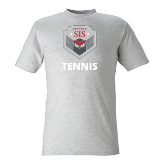 T-shirt Tennis grey - 140cl