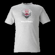 T-shirt Vollyball grey