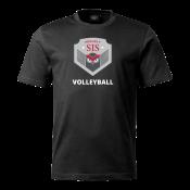 T-shirt Vollyball black