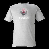 T-shirt Soccer Grey