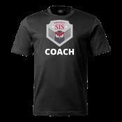 T-shirt Coach black
