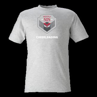T-shirt Cheerleading Grey - 140cl