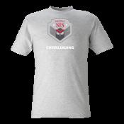 T-shirt Cheerleading Grey