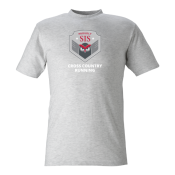T-shirt Cross Country Running Grey