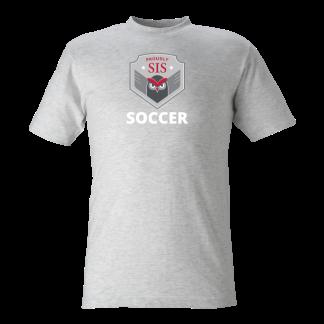 T-shirt Soccer Grey - 140cl