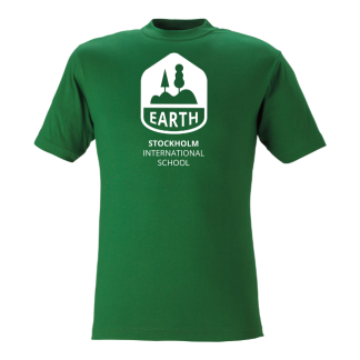 T-shirt House Earth - Size 120cl