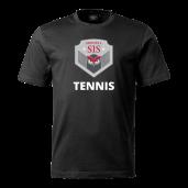 T-shirt Tennis black