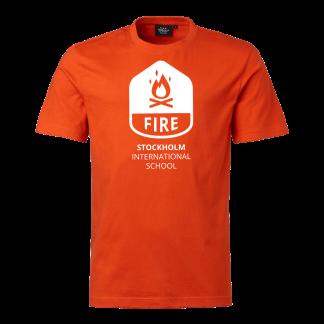T-shirt House Fire - Size 120cl
