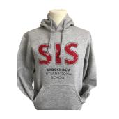 SIS Hoodie Grey
